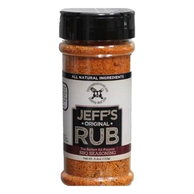 Jeff's Original Rub