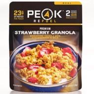 Peak Refuel Strawberry Granola