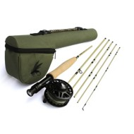 Maxxon Outfitters Passage Fly Fishing Combo