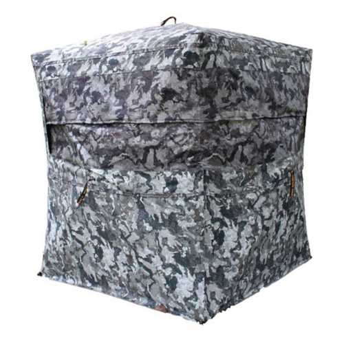 Needs Realtree Edge Picture Muddy Infinity 2-Person Ground Blind