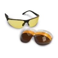 Walker's Game Ear Sport Shooting Glasses