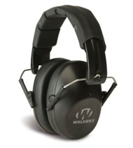 Walker's Pro Low Profile Folding Earmuff