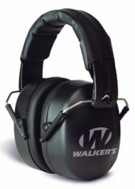 Walker's EXT Range Shooting Folding Ear Muffs