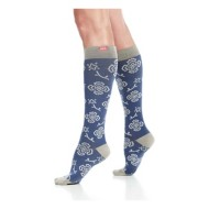 Women's Vim and Vigr Queens Floral Compression Socks