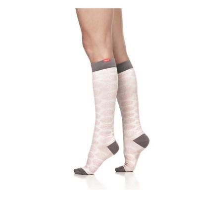 Women's Vim and Vigr Mums Floral Compression Socks