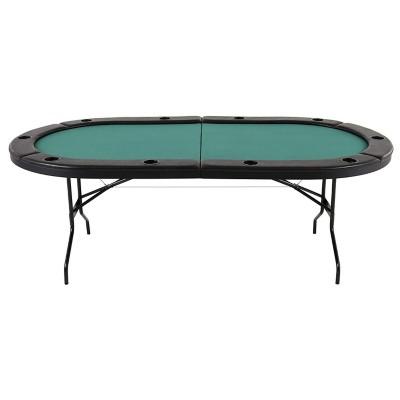 Triumph Sports Folding Poker Table