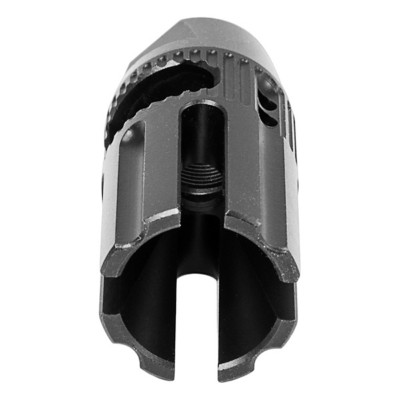 Mission First Tactical E-VolV AR15 Muzzle Device 4 Prong Side Port