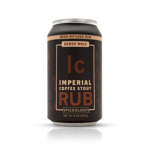 Spiceology Derek Wolf Imperial Coffee Stout Rub