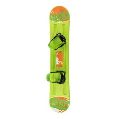 Lucky Bums Kids 120cm Plastic Training Snowboard