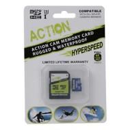 Delkin Action Camera 4K HD Memory Card 32GB