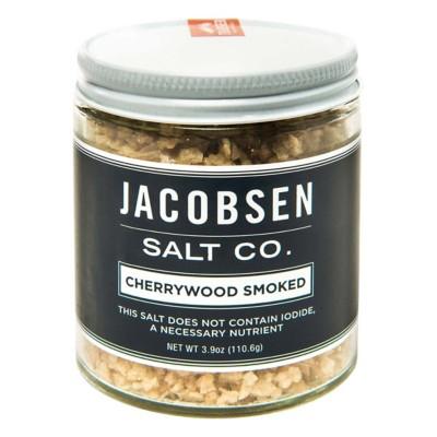 Traeger x Jacobsen Salt Cherry Wood Smoked Salt