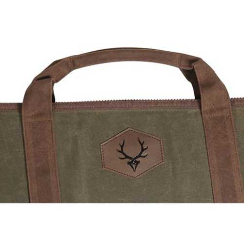 Evolution Oudoor Rawhide Series Waxed Canvas Rifle Case