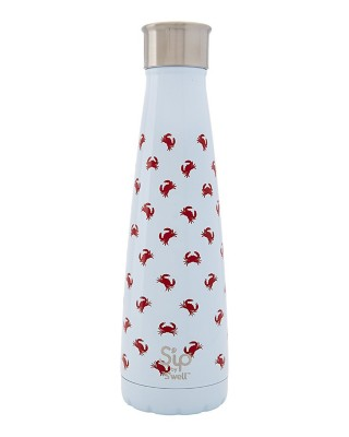 Sip by S'well 15oz Crab Walk Bottle