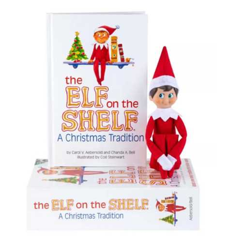 Elf on the Shelf Blue Eye Boy Elf