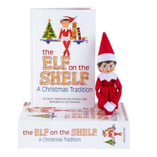 Elf on the Shelf Blue Eye Girl Elf