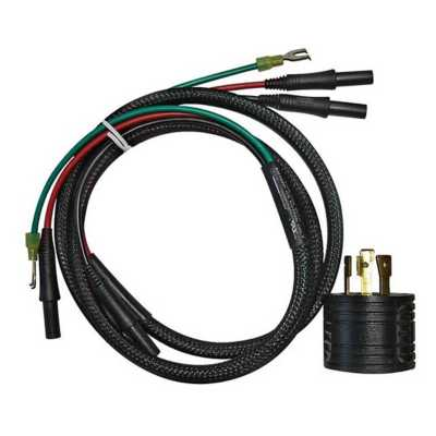 Honda Parallel Cables with 30-Amp Adapter Kit