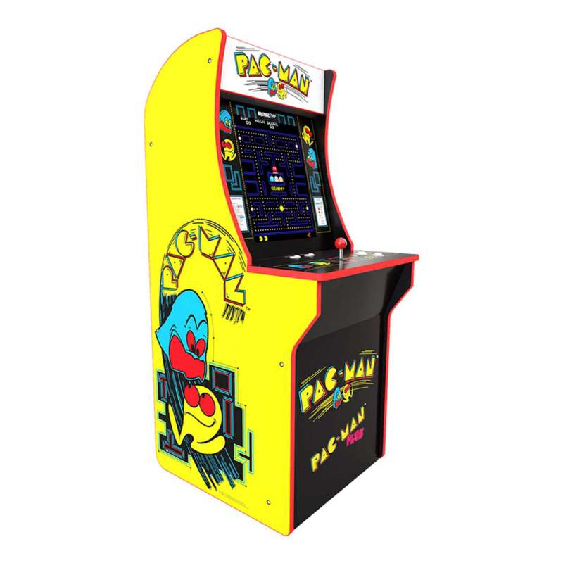 Arcade 1UP Pac-Man Arcade Game with Riser
