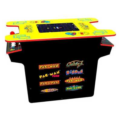 Arcade 1UP Pac-Man Head to Head Gaming Table