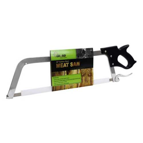 """CHARD 22"""" Carbon Steel Meat Saw"""