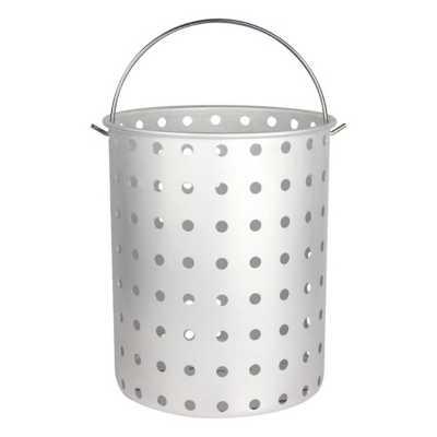 CHARD 30 Quart Aluminum Fryer Basket