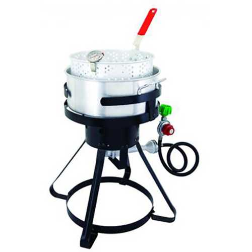 Chard 10.5 Qt. Fish and Wing Fryer