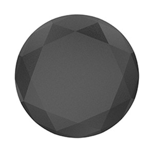 Pop Socket Diamond Black