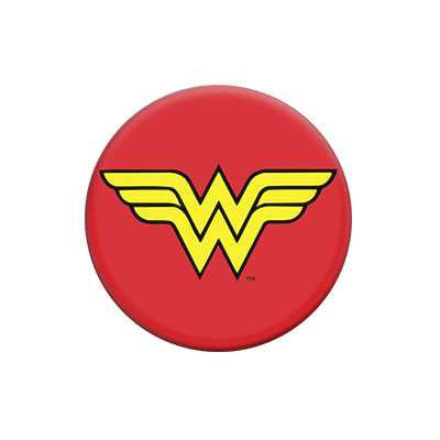 Pop Socket Wonder Woman