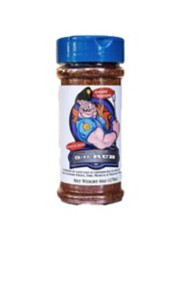 Code 3 Spices Sweet and Zesty 5-0 Rub