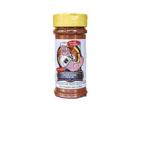 Code 3 Spices Cajun Blend Sea Dog Rub