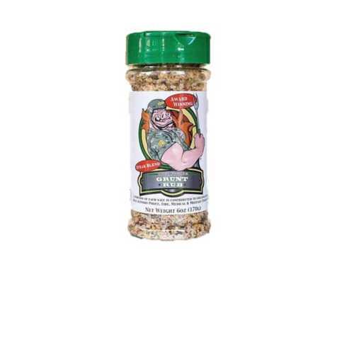 Code 3 Spices Garlic Blend Grunt Rub