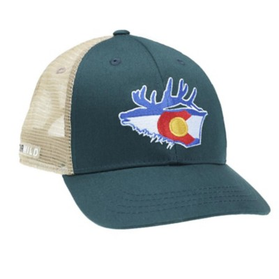 Rep Your Water Colorado Elk Cap