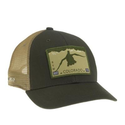 Rep Your Water Colorado Drake Hat