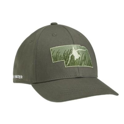 Rep Your Water Nebraska Waterfowl Cap