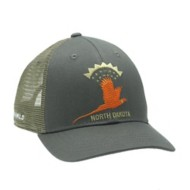 Rep Your Water North Dakota Pheasant Cap