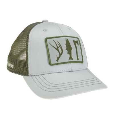 Rep Your Water Hunt. Fish. Camp. Hat