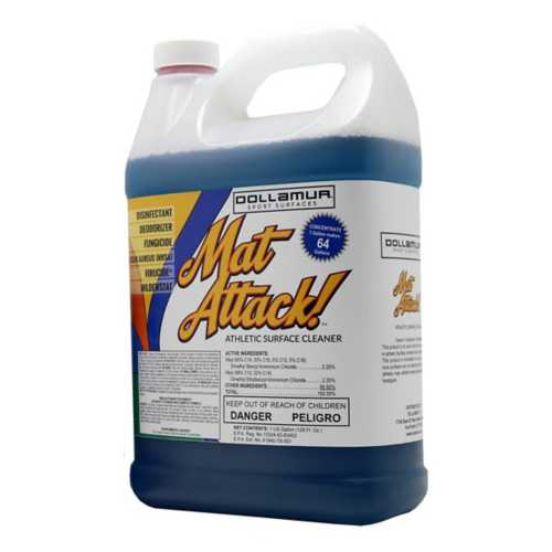 Dollarmur Mat Attack - Athletic Surface Cleaner