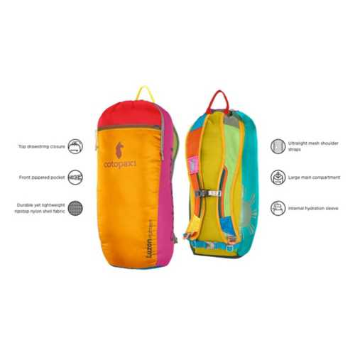 Cotopaxi Luzon 18L Del Dia Backpack