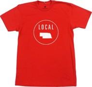 Men's Locally Grown Nebraska Local T-Shirt