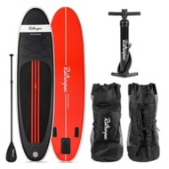 Retrospec Weekender 10' Inflatable Stand Up Paddleboard