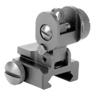 Aim Sports AR-15/M16 A2 Rear Flip-Up Sight