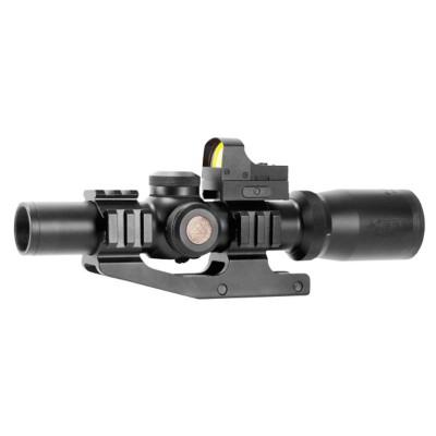 Aim Sports 1-4X24 XPF Reaper Combo Rifle Scope