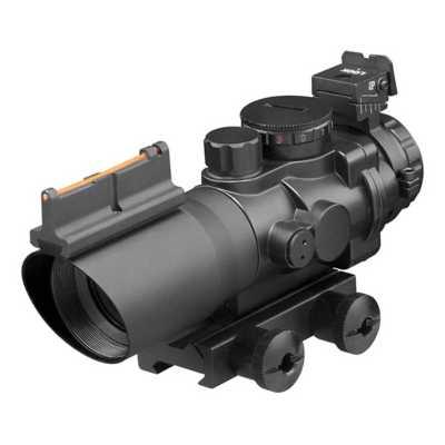Aim Sports Prismatic 4x32 Mil Dot Riflescope