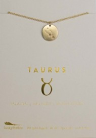 Women's Lucky Feather Zodiac Necklace