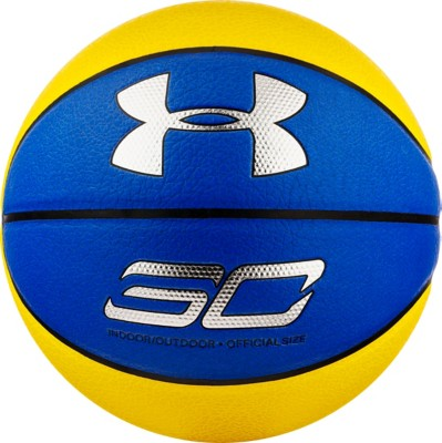 Under Armour Stephen Curry Official Size Basketball