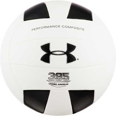 Under Armour 395 Indoor Official Size Volleyball