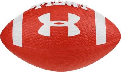 Under Armour Light Red Mini Football