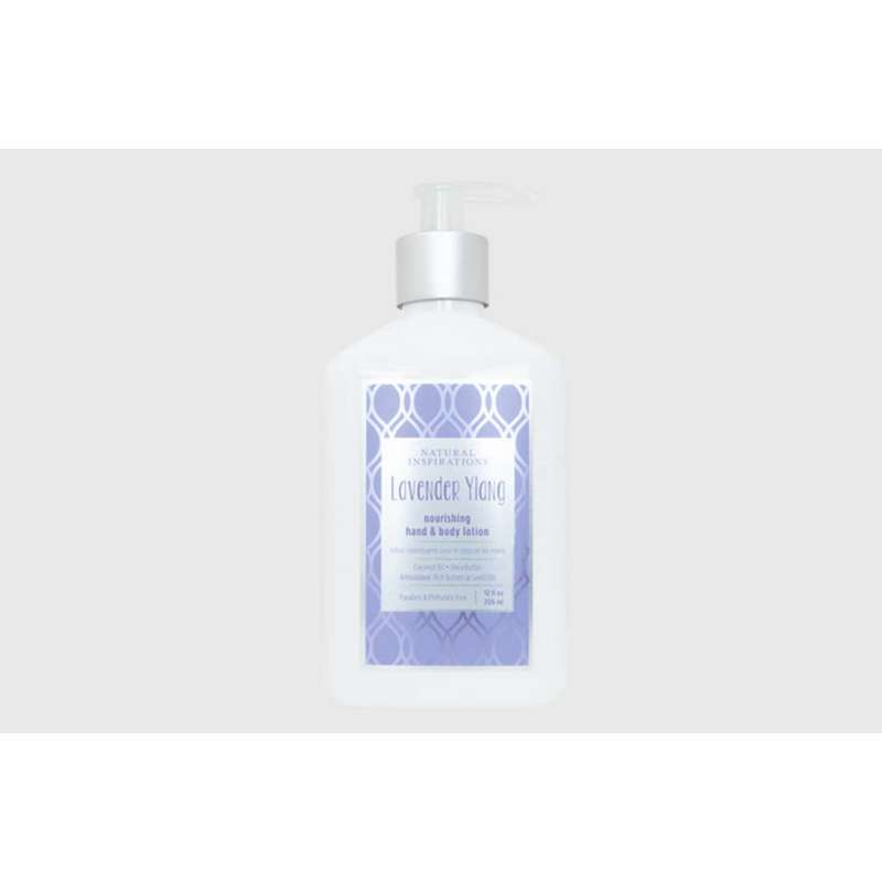 Natural Inspirations 12 oz. Hand & Body Lotion