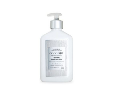 Women's Natural Inspirations Coconut Ambre Vanille Hand & Body Lotion