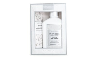 Women's Natural Inspirations Coconut Ambre Vanille Hand & Body Duo