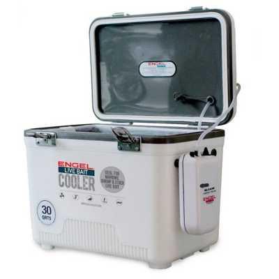 Engel 30 Qt Live Bait Cooler
